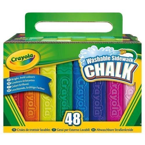 Image of Crayola gadekridt, 48 stk