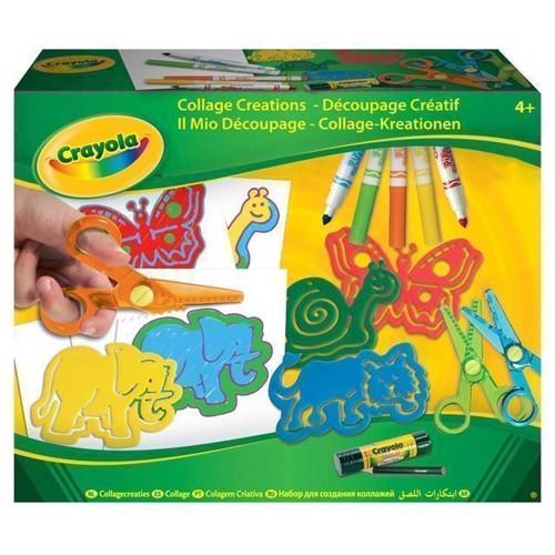 Image of   Crayola Hobby, dyre motiver
