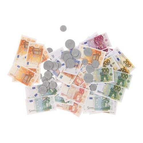 Image of Euro legepenge, 137 dele (0081295001590)