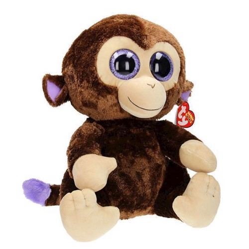 Image of   Ty Bamse XL Abe - Coconut