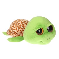 Ty Bamse XL Turtle - Zippy