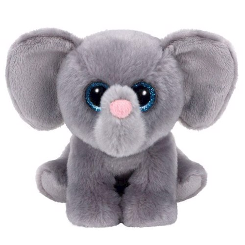 Image of   Ty Beanie Boo bamse, elefanten Whopper, 15cm