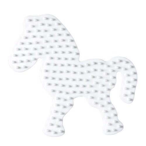Image of Hama perleplade, pony (028178003210)