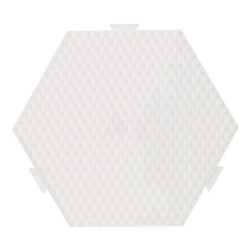 Image of Hama perleplade Hexagon