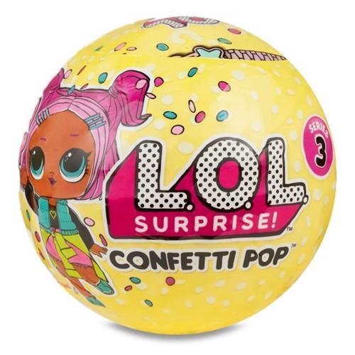 Image of LOL Surprise Confetti dukke (035051551539)