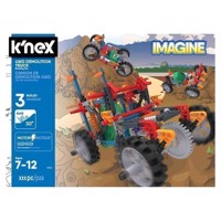 KNex 4WD Demolition Truck byggesæt, 212 dele