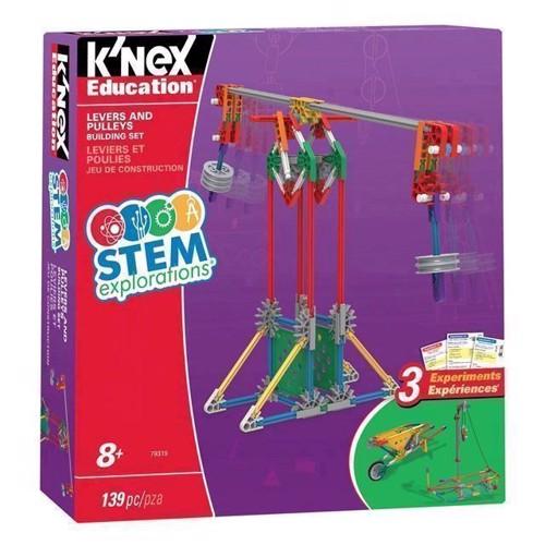 Image of KNex byggesæt, Stem Explorations (0744476793195)