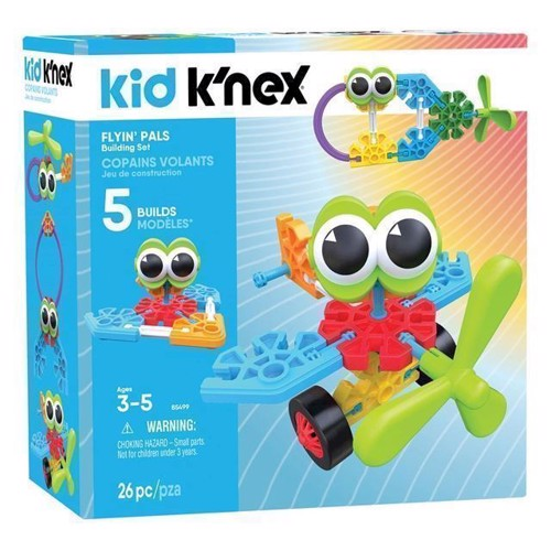 Image of Kid KNex Bbyggesæt, Flyin Plals (0744476854995)