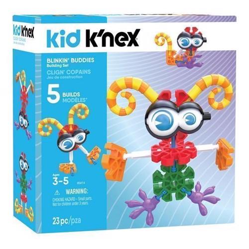 Image of Kid KNex Bbyggesæt, Blinkin Buddies (0744476856142)