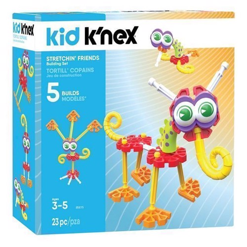 Image of Kid KNex Bbyggesæt, Stretchin Friends