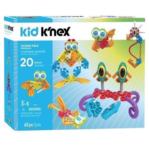 Image of Kid KNex Bbyggesæt, Ocean Pals (0744476856173)