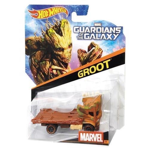 Image of Hot Wheels Marvel groot (0746775305086)
