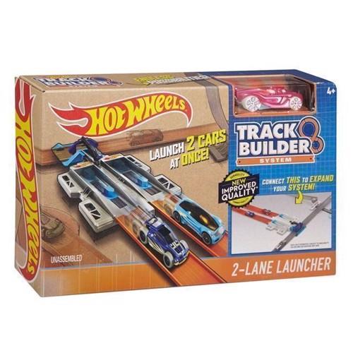 Image of Hot Wheels Track tilbehør, 2 banes afskyder (0887961223316)