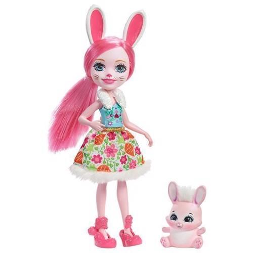 Image of Enchantimals dukke - Bree Rabbit (0887961370133)