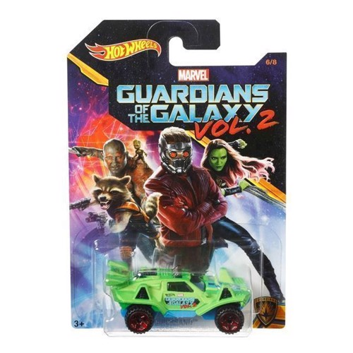 Image of   Hot Wheelsbil - Guardians of Galaxy AT