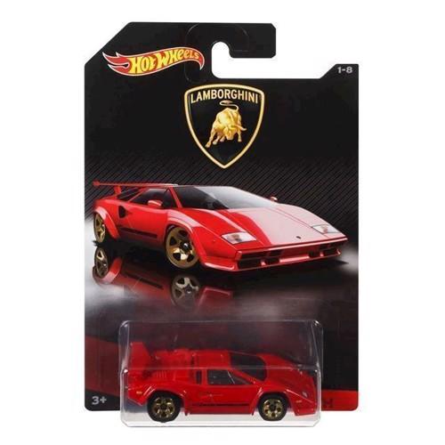 Image of Hot Wheels Bil - Lamborghini (0887961380033)
