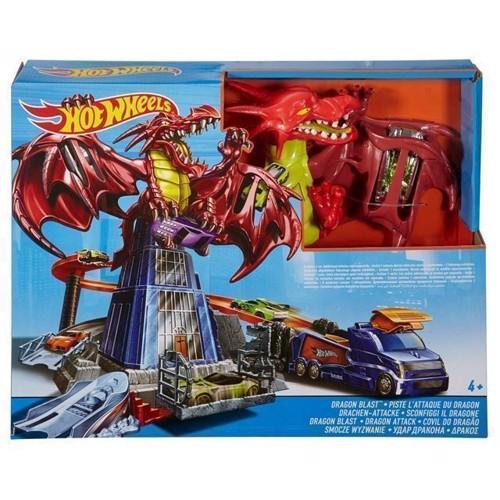 Image of Hot Wheels Dragon Blast bilbane (0887961384154)