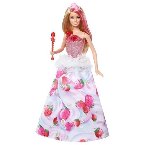 Image of   Barbie Dreamtopia - Prinsesse