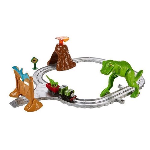 Image of Fisher Price Thomas Tog, Dinosaur togbane (0887961427905)