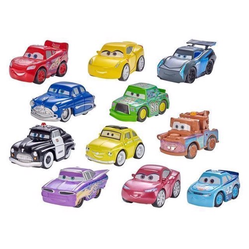 Image of   Cars 3 - Mini Racers overraskelses pose