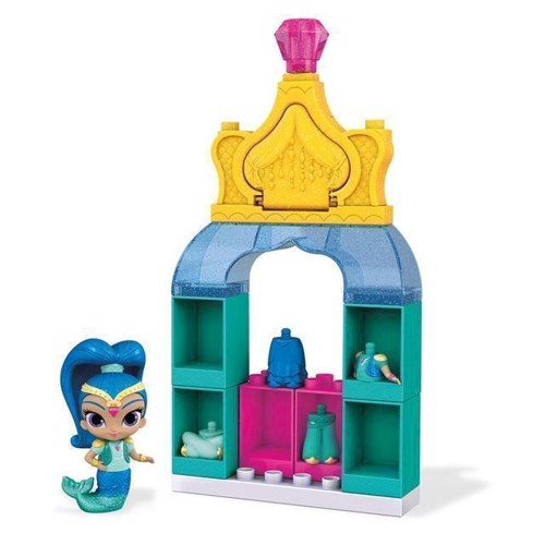 Image of Mega Bloks byggeklodser, Shimmer & Shine Leah Sæt (0887961433029)