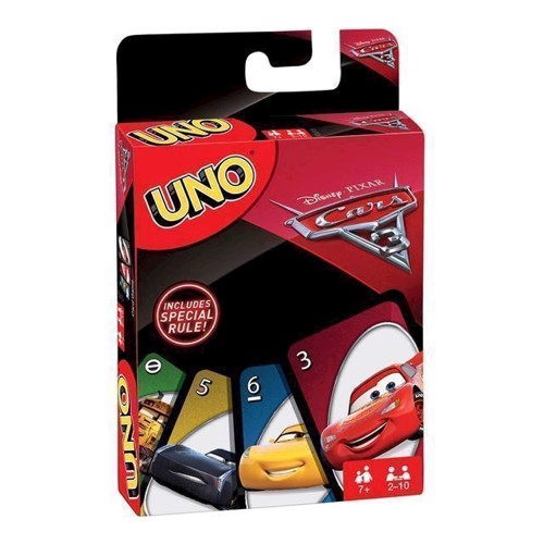 Image of   Uno Cars 3