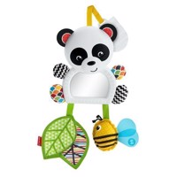 Fisher Price On The Go Panda gribe legetøj