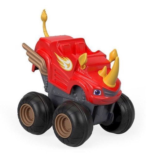 Image of Fisher Price Blaze og monstermaskinerne, næsehorns Blaze (0887961529302)