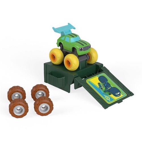Image of Fisher Price Blaze og monstermaskinerne Pickle (0887961529456)