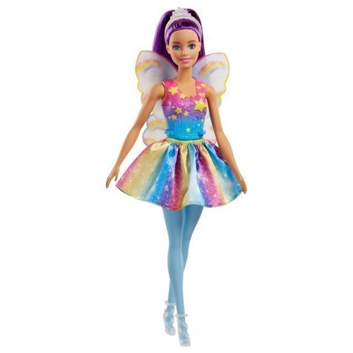 Image of   Barbie Dreamtopia regnbue fe