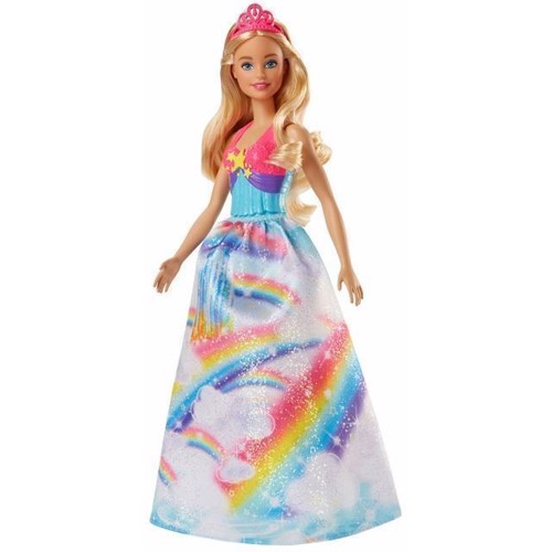 Image of   Barbie Dreamtopia Prinsesse, blond