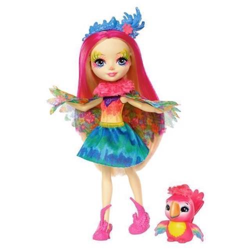 Image of Enchantimals - Peeki Parrot (0887961537659)