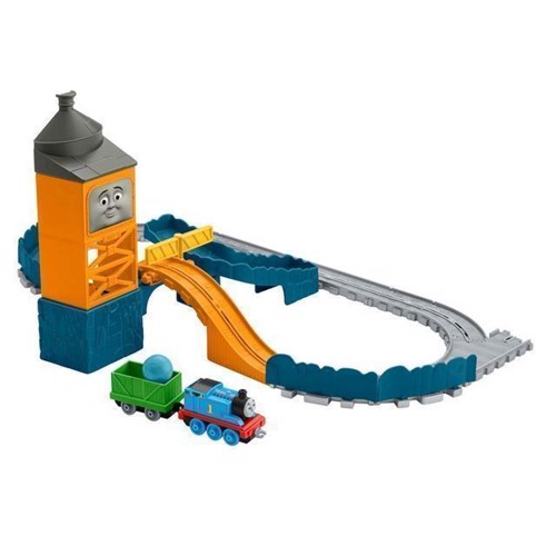 Image of Fisher Price Thomas Tog, Blue mountain mine (0887961540376)