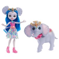 Enchantimals dukke Ekaterina Elephant