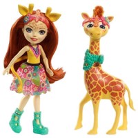 Enchantimals dukke Gillian Giraffe