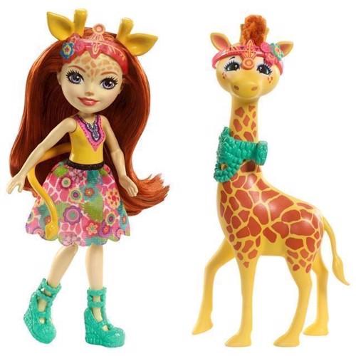 Image of Enchantimals dukke Gillian Giraffe (0887961553512)