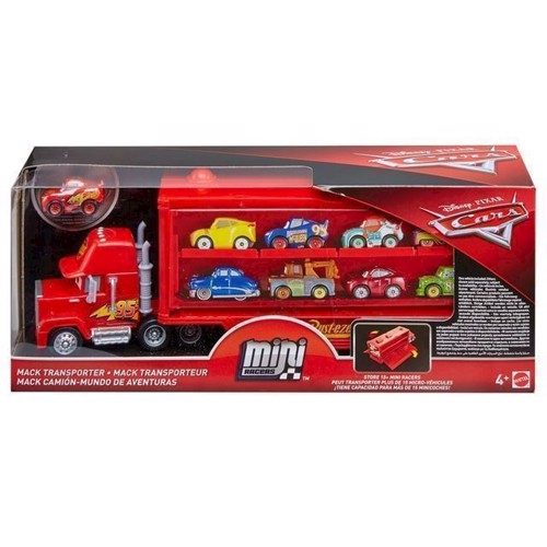 Image of Legetøjsbiler, Cars 3 Micro Transporter (0887961557626)