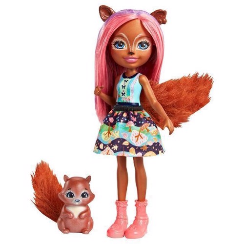 Image of Enchantimals dukke, Sancha Squirrel (0887961581232)
