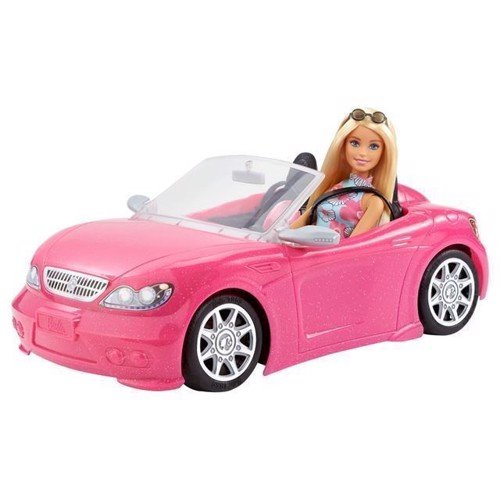 Image of   Barbie bil
