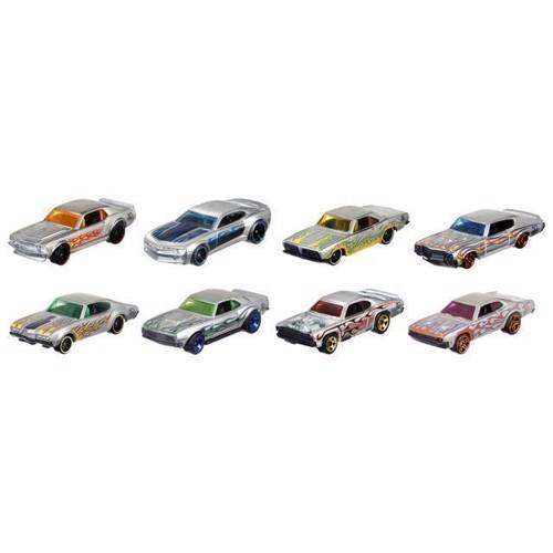 Image of Hot Wheels biler, 50 års jubilæum Zamac (0887961631463)