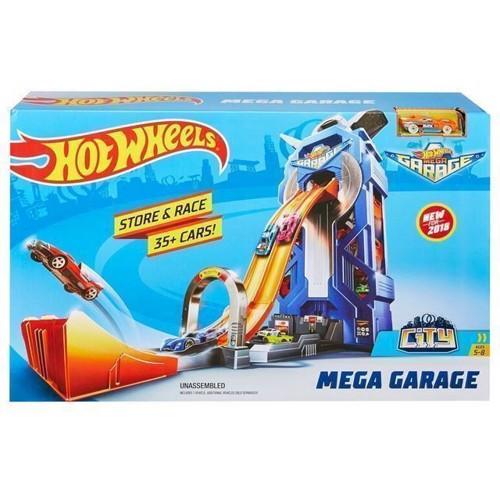 Image of Hot Wheels Ultimate Series - Garage (0887961639872)