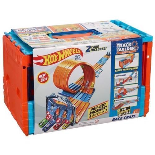 Image of Hot Wheels Track Builder - Epic Challenge Set (0887961644838)