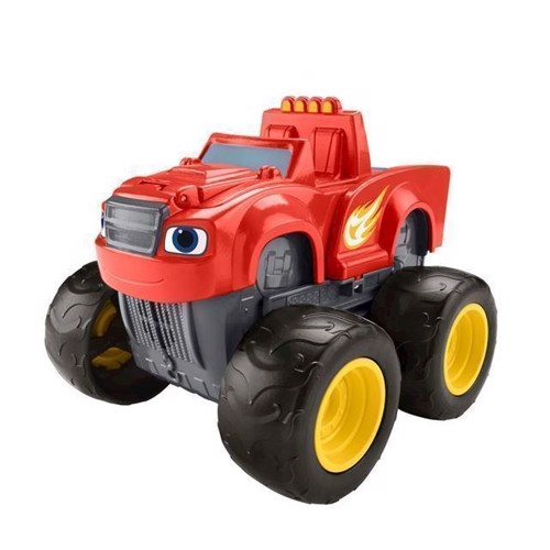Image of Fisher Price Blaze og monstermaskinerne kanbil Blaze (0887961659764)