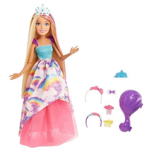 Image of   Barbie Dreamtopia dukke