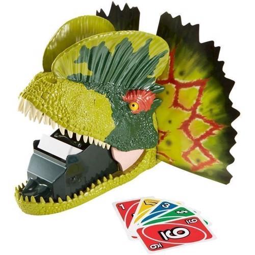Image of UNO Extreme Jurassic World (0887961715156)