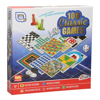Image of 100 Games box Classic (8715427073927)