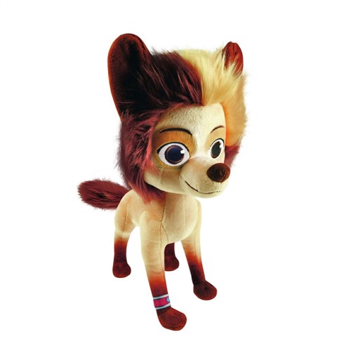 Image of 100% Wolf Batty bamse, 30cm (5414233227953)