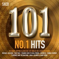 101 no 1 hits CD