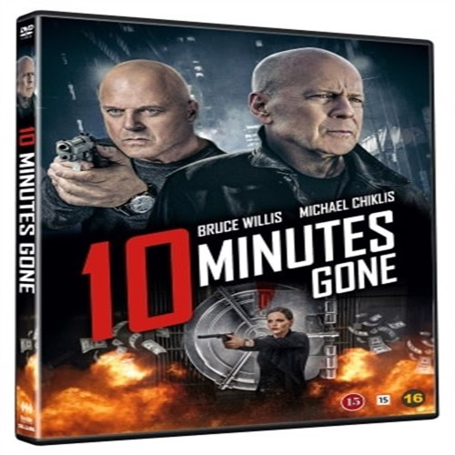 Image of 10 Minutes Gone -Blu-Ray (5705535064910)