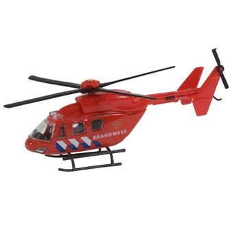 Image of 112 Brand helikopter 1:43 (8712051207292)